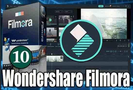 تحميل وتفعيل برنامج Wondershare Filmora 10.1.4.7 عملاق المونتاج وتحرير الفيديو