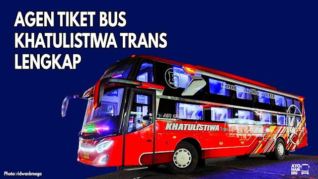 Agen Bus Khatulistiwa Trans Makassar