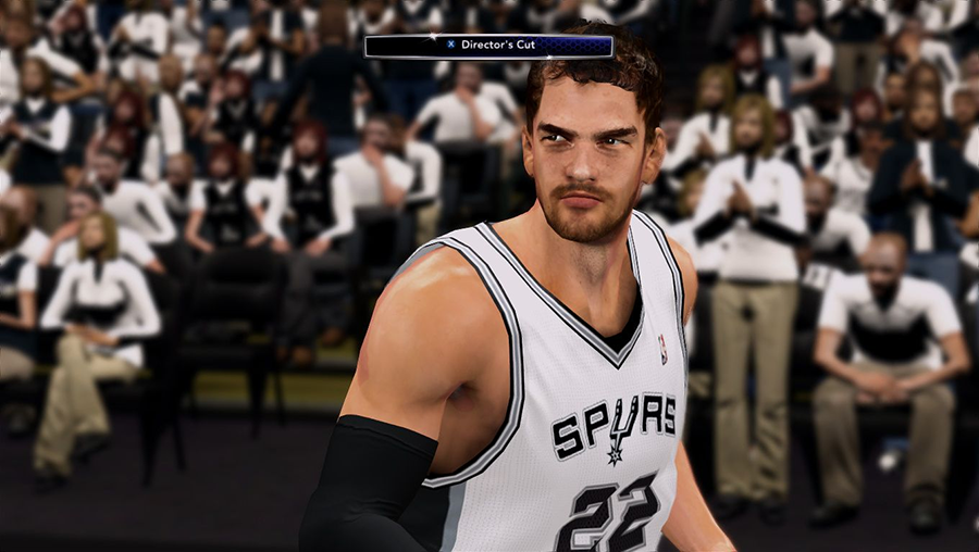 NBA 2K14 Tiago Splitter Face Mod