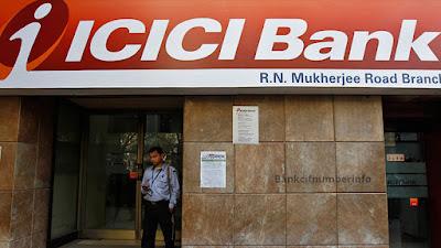 visit an ICICI bank branch