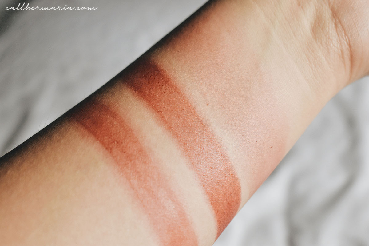 Ever Bilena Lip and Cheek Tint Toast of New York Swatch and Review