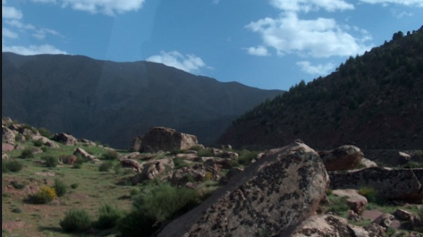 جبال الاطلس المغربية معلومات مهمة