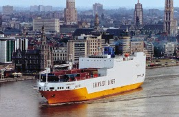Fahrzeug verschiffen, Container, Roro oder Seefrachtreisen