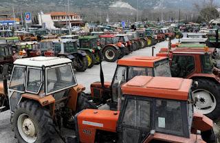 Έτοιμοι για συνάντηση με τον πρωθυπουργό δηλώνουν τώρα οι αγρότες