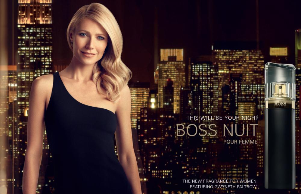 gwyneth paltrow hugo boss