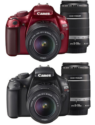 Canon EOS Kiss X50 DSLR Firmware最新ドライバーをダウンロードします