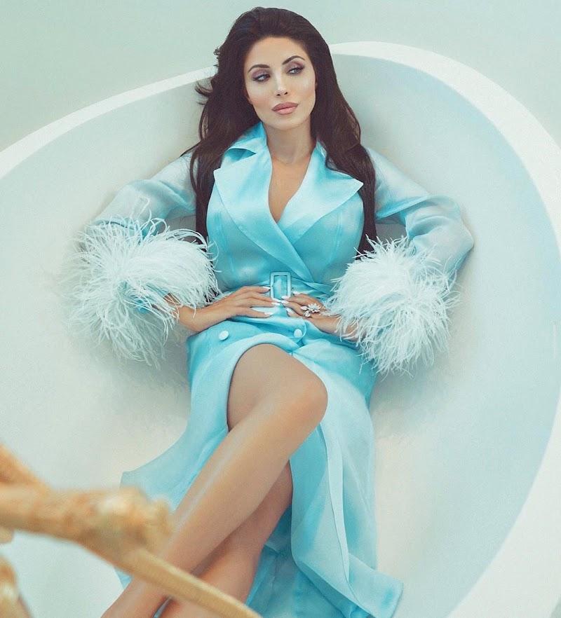 Leyla Milani Social Media Clicks 2020