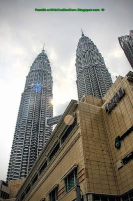 Petronas Twin Tower, Suria KLCC, KL, Malaysia