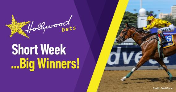 Short Week Big Winners!