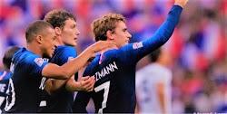 موعد فرنسا ضد ألمانيا وأهم أخبار الفريق