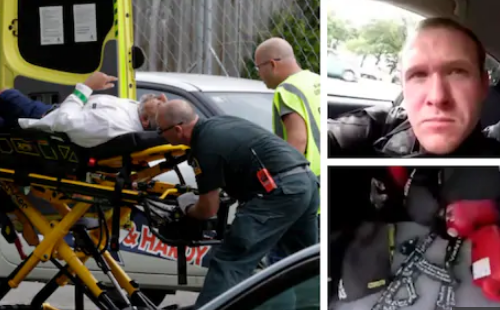 What Prompted The Heartless Man ' To Killed 49 People' In New Zealand