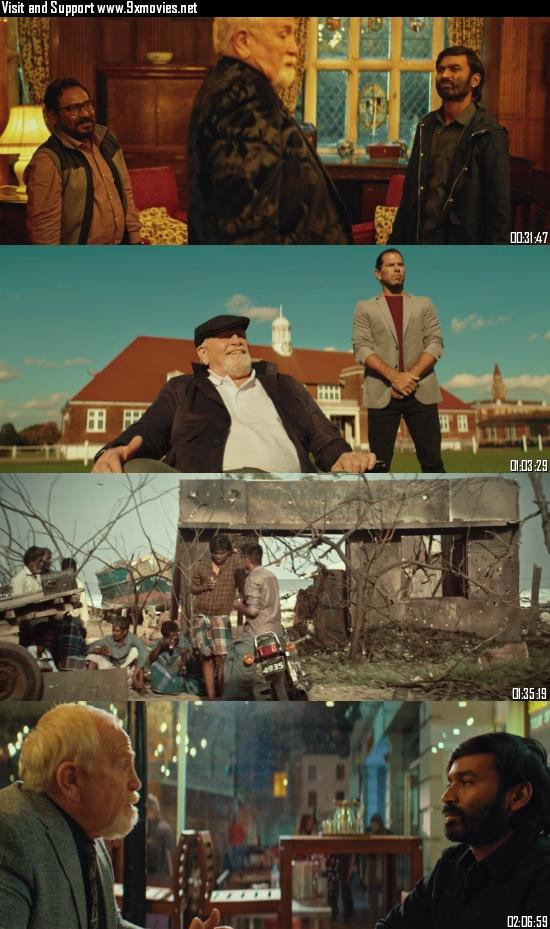 Jagame Thandhiram 2021 Hindi Dubbed 720p WEB-DL 1.1GB