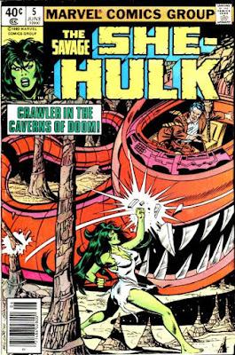 Savage She-Hulk #5