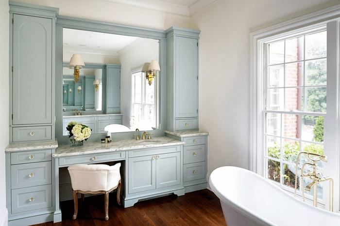 banyo makyaj masası