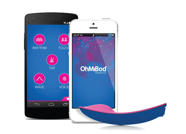 Ohmibod BlueMotion Bluetooth Vibrator