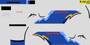 Sugeng Rahayu Dolphin Mod Sr2 DD