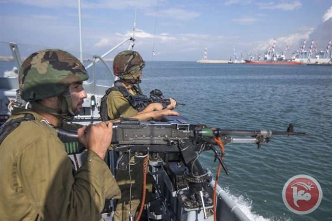 Israel Tembaki Kapal Nelayan Gaza