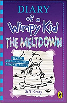 The Meltdown: Diary of a Wimpy Kid 13