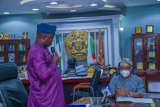 Osun State Governor Pledges Support For NUJ