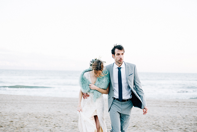 boda invierno blog bodas novia bohemia playa