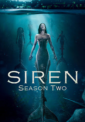 Siren (TV Series) S02 DVD HD Dual Latino + Sub 4DVD