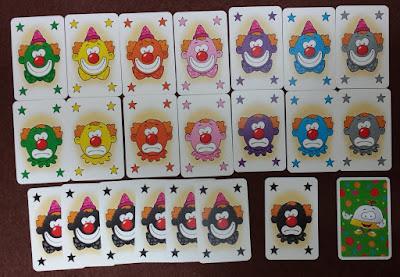 ハリガリ ジュニア ピエロのカード