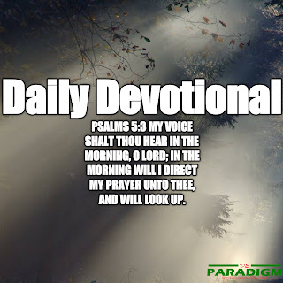 Today's Devotion |SUNDAY| [ SPIRITUAL BENEFITS OF FASTING ]