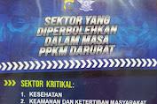 PPKM Darurat, Aparat Gabungan Alihkan Arus Lalin di Medan