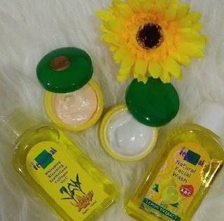 Review Paket Temulawak Pasir Padi (Cream+Sabun+Toner)