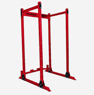 Mengenal Power Rack Alat Fitnes