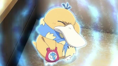 Capitulo 57 Pokémon Espada y Escudo - El amor es un Psyduck