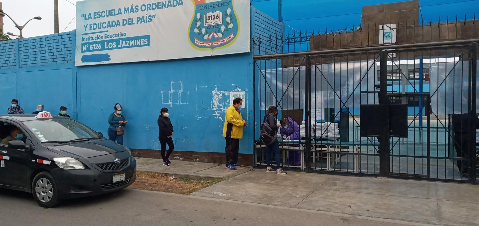 Colegio 5126 LOS JAZMINES - Callao