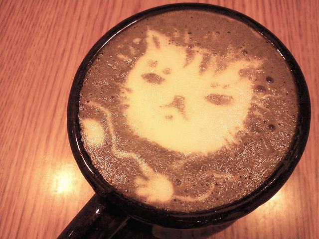 Imágene Experience: Figuras Creativas En Tazas De Café