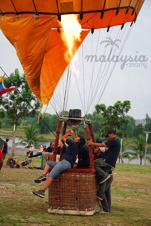 Balloon Fiesta Putrajaya