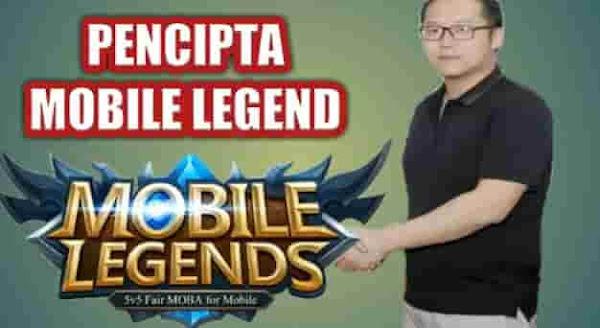 Game Mobile Legends berasal dari negara Mana