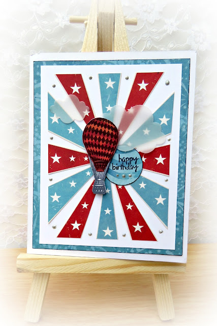 Firecracker cards by Tracee Provis Bo Bunny 07