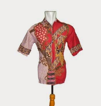 grosir batik modern