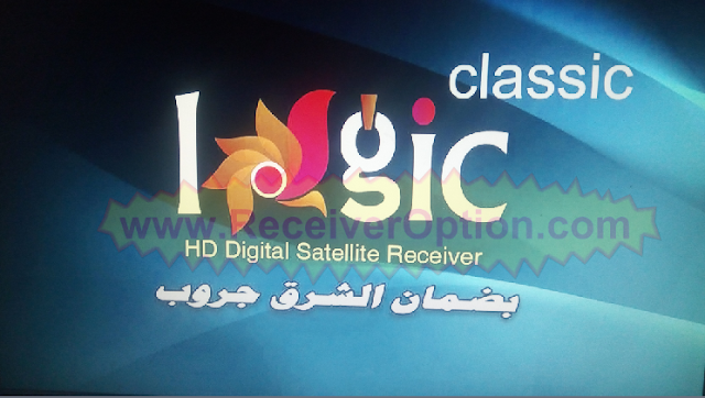 LOGIC CLASSIC 1506TV NEW SOFTWARE WITH G SHEARE PLUS OPTION