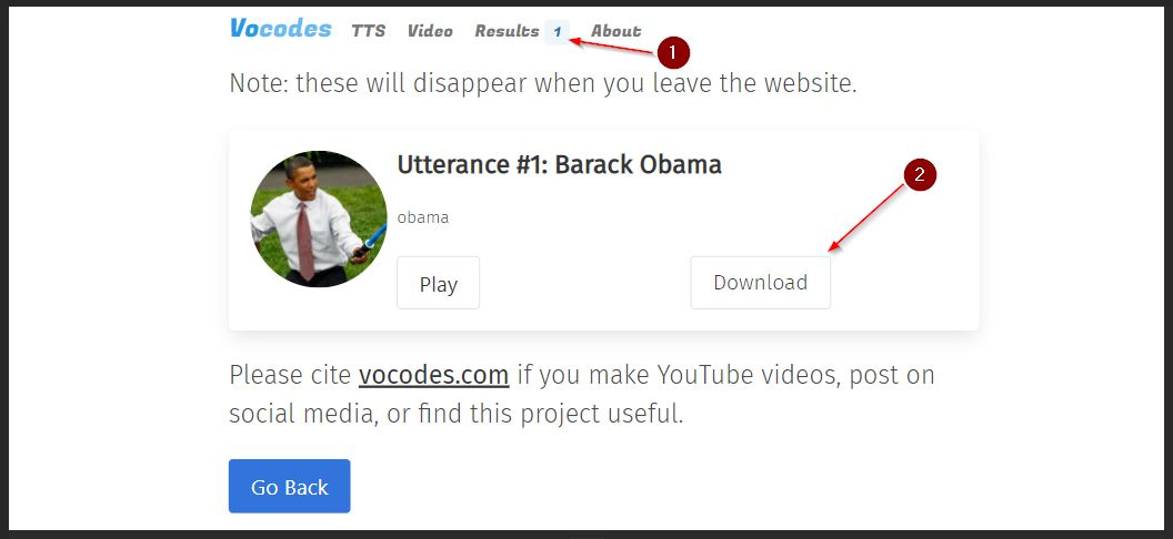 download suara google obama