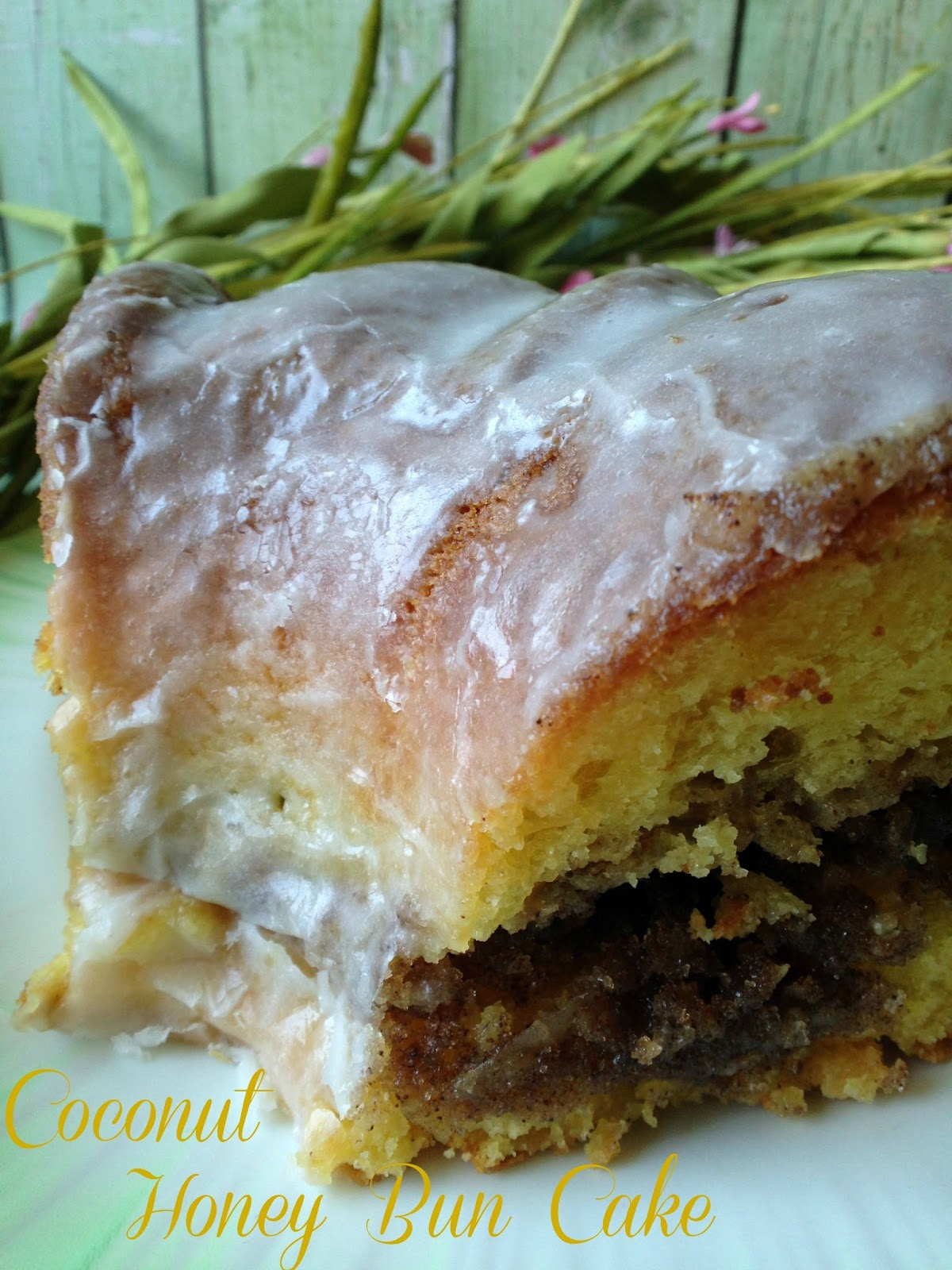 Honey Bun Cake Recipe Without Pecans