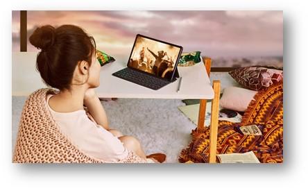 Nova versão do Huawei MatePad é o companheiro ideal para teletrabalho e telescola
