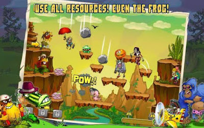 Game Terbaru Zombie Harvest Apk v1.1.4 Mod (Unlimited Money) terbaru 2016