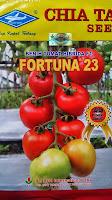 Benih, tomat, tahan virus,kuning, keriting, unggul, dataran rendah, tinggi, petani, Fortuna 23, Fortuna 23 Murah, Tomat Fortuna 23, Cap Kapal Terbang