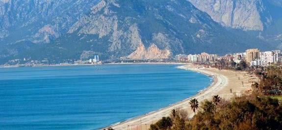 الاماكن, السياحية, في انطاليا