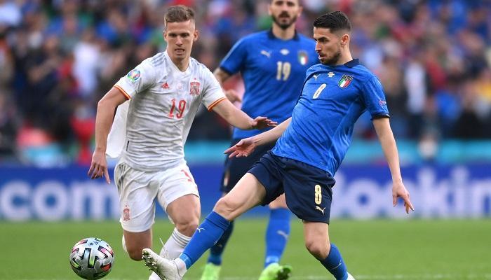 موعد مباراة ايطاليا واسبانيا في دوري الامم الاوروبيه