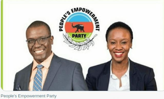 Peoples Empowerment Party (PEP) Phillip Kisia photo
