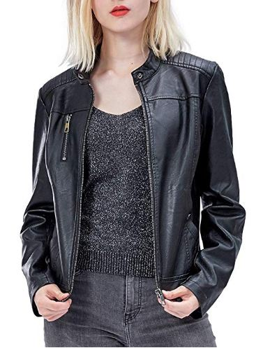 10 Best Women's Leather Jackets To Shop This Year