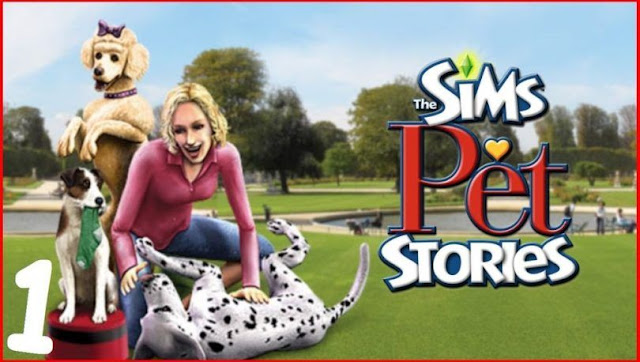 The Sims Pet Stories PC Full Version