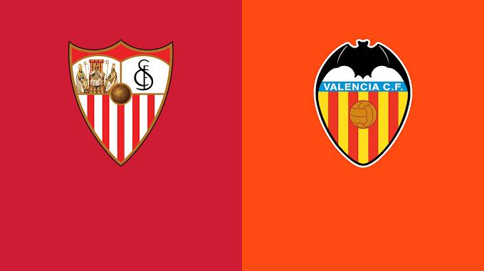 Watch seville VS valencia Matche Live