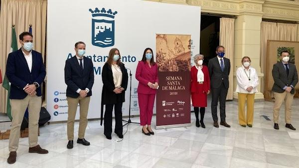 Este es el programa de Semana Santa de Málaga